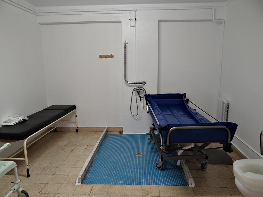 WC mobilidade reduzida