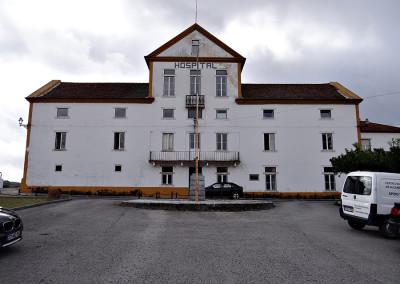 Hospital exterior