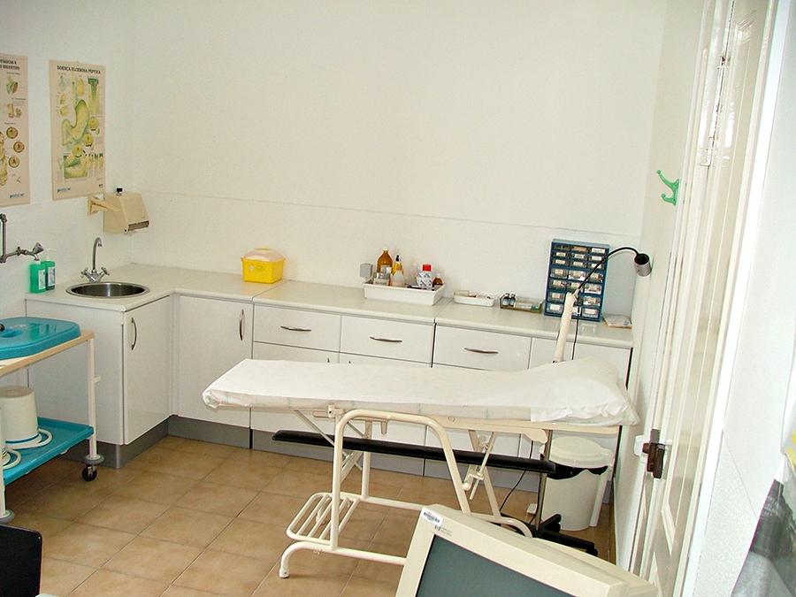 Hospital consultorio geral
